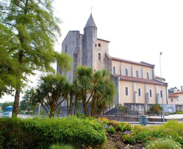 Patrimoine-St Geours de Maremne-Eglise