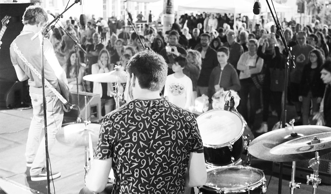 festival de musique a Messanges crockmaïs