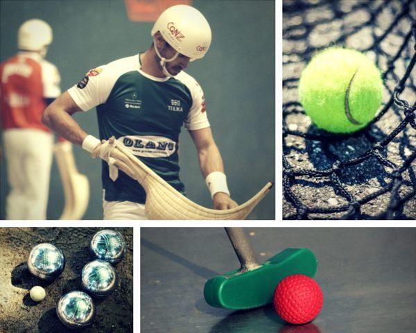 Actividades de ocio y deportes