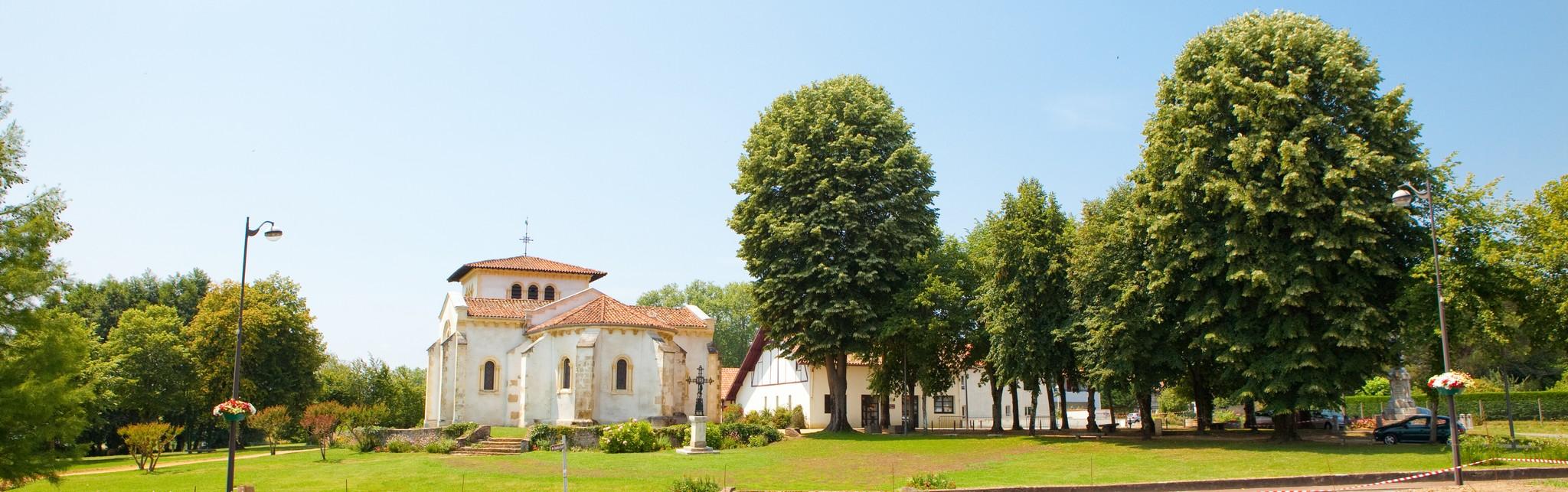 Patrimoine-Tosse-Eglise