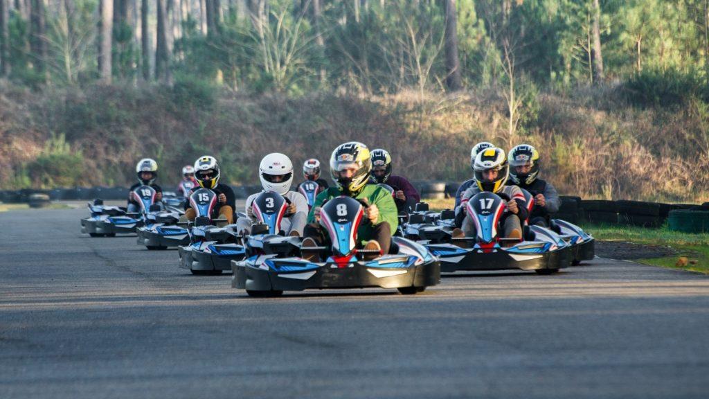 Karting Magescq groupe karts_Magescq_OT LAS