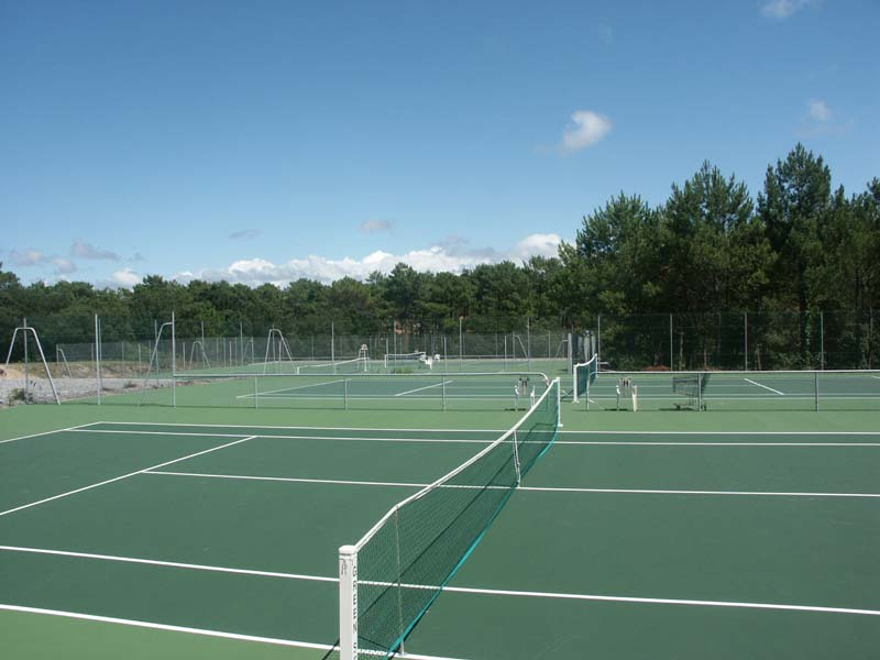 Tennis-Green-Set